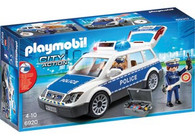 Playmobil - Police Car with Lights and Sound PMB6920 (4008789069207)