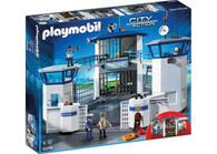 Playmobil - Police Headquarters with Prision PMB6919 (4008789069191)