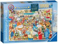 Ravensburger- The Auction (No 23) 1000 piece Jigsaw Puzzle RB19943-3