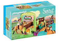 Playmobil - Spirit Horse Stable 'Lucky & Spirit' PMB9478 (4008789094780)