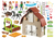 Playmobil - Spirit Barn with Warehouse, Lucky, Pru and Abigail PMB70118 (4008789701183) 1