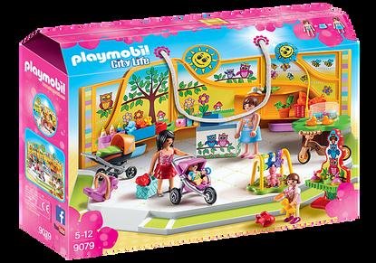 Playmobil- City Life - Baby Store (4008789090799)