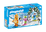 Playmobil - Ski Lesson PMB9282 (4008789092823)