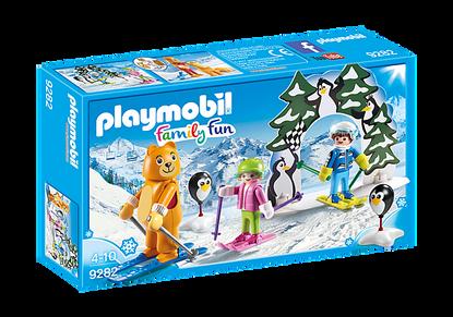 Playmobil - Ski Lesson PMB9282 (4008789092823)