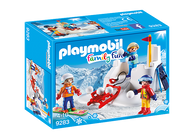 Playmobil - Snowball Fight PMB9283 (4008789092830)