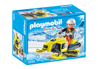 Playmobil - Snowmobile PMB9285 (4008789092854)
