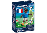 Playmobil - Football - National Football player FRANCE B PMB70481