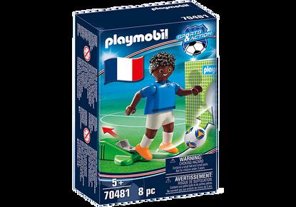 Playmobil - Football - National Football player FRANCE B PMB70481