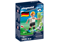 Playmobil - Football - National Football player GERMANY PMB70479