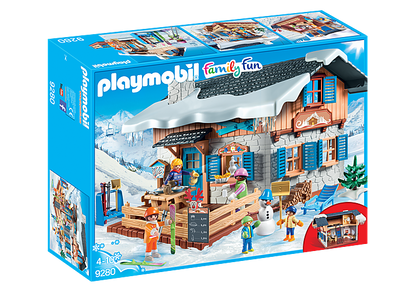 Playmobil - Ski Lodge PMB9280 (4008789092809)