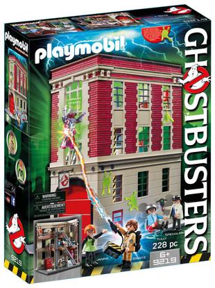 Playmobil - Ghostbusters Headquarters PMB9219 (4008789092199)