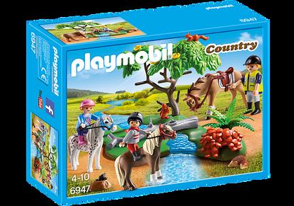 Playmobil - Country Horseback Ride PMB6947 (4008789069474)