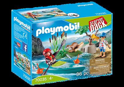 Playmobil - Park Kayak Adventure Starter Pack PMB70035