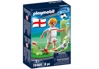 Playmobil - Football National Player ENGLAND PMB70484