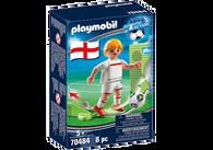 Playmobil - Football National Player ENGLAND PMB70484