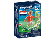 Playmobil - Football National Player NETHERLANDS  PMB70487