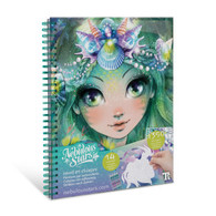 Nebulous Stars-Creative Book - Paint-by-Stickers