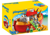 Playmobil - 123 My Take Along Noah's Ark - Floats On Water PMB6765 (4008789067654)