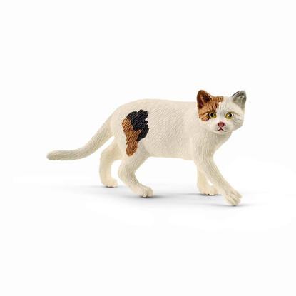Schleich - American Shorthair Cat SC13894 (4059433012902)