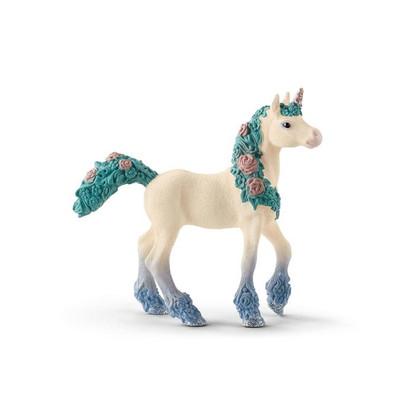 Schleich - Flower Unicorn Foal SC70591 (4059433035956)