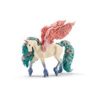 Schleich - Flower Pegasus SC70590 (4059433035406)