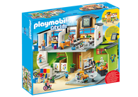 Playmobil - Furnished School Building PMB9453 (4008789094537)