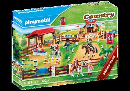 Playmobil - Large Equestrian Tournament PMB70337 (4008789703378)