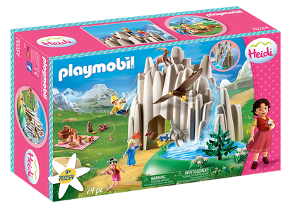 Playmobil - Crystal Lake PMB70254 (4008789702548)
