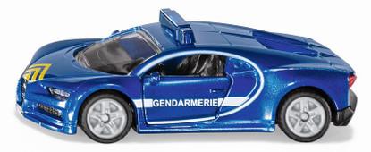 Siku - Bugatti Chiron Gendamerie SI1541 (4006874015412)