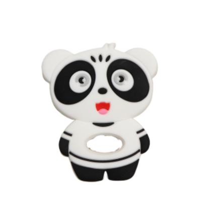 Jellystone Designs - Jellies Panda Teether - White