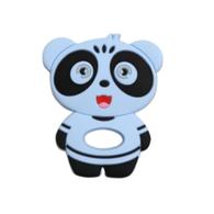 Jellystone Designs - Jellies Panda Teether - Soft Blue (12815)