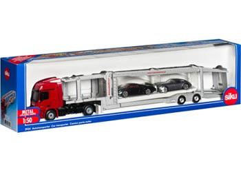 Siku - Mercedes Benz Car Transporter - 1:50 Scale SI3934 (4006874039340)
