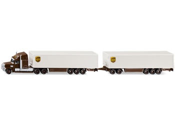 Siku - Road Train - 1:87 Scale (4006874018062)