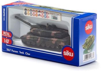 Siku - Tank - 1:87 Scale SI1867 (4006874018673)