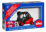 Siku - Linde Forklift Truck - 1:50 Scale SI1722 (4006874017225)