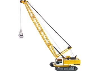 Siku - Liebherr Cable Excavator - 1:87 Scale SI1891 (4006874018918)
