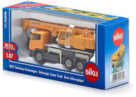 Siku - Scania & Liebherr Telescopic Crane Truck - 1:87 Scale SI1859 (4006874018598)