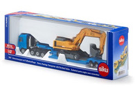 Siku - MAN, Haulage Transporter with Trailer - 1:87 Scale SI1847