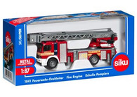 Siku - Mercedes Benz Fire Engine - 1:87 Scale SI1841 (4006874018413)