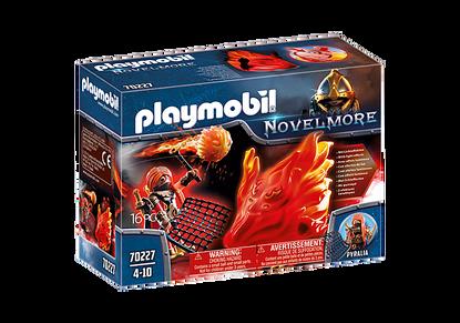 Playmobil - Novelmore Burnham Raider Spirit of Fire PMB70227 (4008789702272)