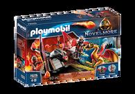 Playmobil - Novelmore Burnham Raiders Dragon Training PMB70226 (4008789702265)