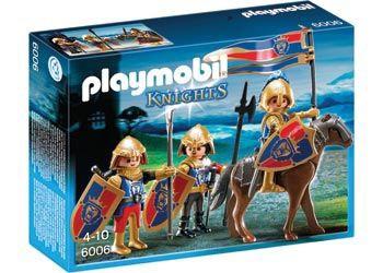 Playmobil - Royal Lion Knights PMB6006 (4008789060068)