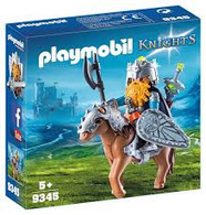 Playmobil - Dwarf Fighter with Pony PMB9345 (4008789093455)