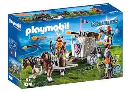 Playmobil - Horse-Drawn Ballista PMB9341 (4008789093417)
