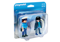 Playmobil - Policeman and Burglar PMB9218 (4008789092182)