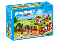 Playmobil - Horse-Drawn Wagon PMB6932 (4008789069320)