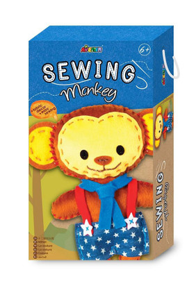 Avenir - Sewing - Monkey (6920773313715)