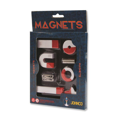 Magnet Set 8 piece - Johnco