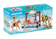 Playmobil - Spirit Christmas Concert Stage PMB70396