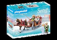 Playmobil - Spirt Christmas Winter Sleigh Ride PMB70397